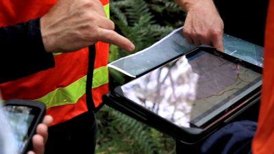Ride Yarra Ranges - Boundary surveying