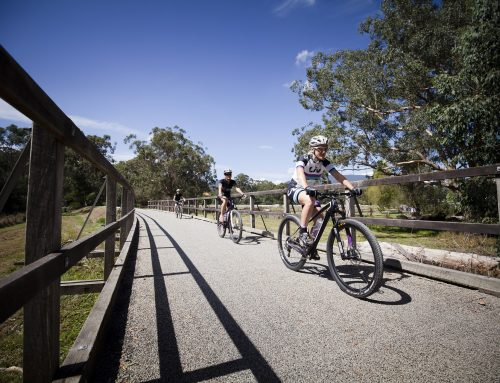 Yarra Valley Trail rolls ahead after funding announcement