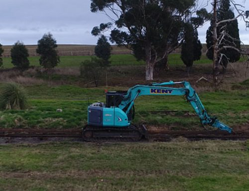 Yarra Valley Trail construction underway