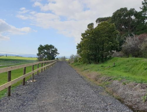 Yarra Valley Trail opening delayed