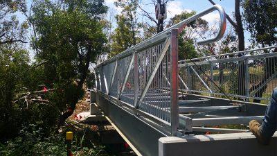 yarra valley trail bridge